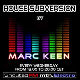 House Subversion 20.02.2013 with Marc Keen