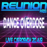 DANCE OVERDOSE REUNION PHAZE 9