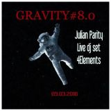 Julian Parity ::: Gravity 8.0 by Logistik Sound @ 4 Elements, Paris (05/03/2016)