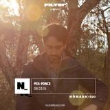 Nómada 08.03.2015: Mix x Ponce