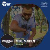 High Way Session la Dance FM Romania - Mike Maiden