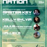 HOUSE NATION party LIVE at TIVO mix by Master Kev, Kelly Sylvia, Hallex M, Julius The Mad Thinker