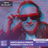 North Base & Friends Show #86 (Guest Mix & Interview by DJ Ollie) 31.10.18