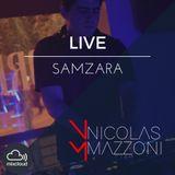 Nicolas Mazzoni Live @Samzara 21.03.2015