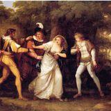 William Shakespeare - Cei doi tineri din verona