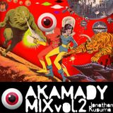 Akamady Mix Vol. 2 : Jonathan Kusuma