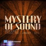 Black 8 - Mystery Of Sound - Episode 009 - January - 2014 @DI.FM