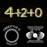 CULTUREWILDSTATION SHOW  18 04 2018 SPECIAL PROMO 4+2+0 DROPPING TOMOROW & FREESTYLE O!!!!!