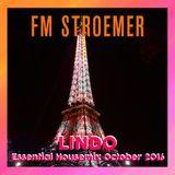 FM STROEMER - Lindo Essential Housemix October 2016 | www.fmstroemer.de