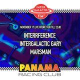 Intergalactic Gary, InterrFerence & Marsman @ Panama Racing Club (S03E08) 2016.11.17