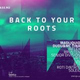 Senior Division - BACK TO YOUR ROOTS - DrumAndBass.ro Birthday Bash PROMO MIX