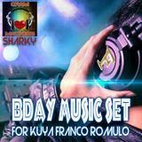 BDAY MUSIC SET FOR KUYA FRANCO ROMULO