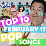 Top 10 February 2017 POP Songs