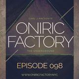 Oniric Factory Radio Show #098