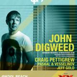 Jeff Gold Live @ the BPM Festival Jan/3/2012 Amnesia - John Digweed event