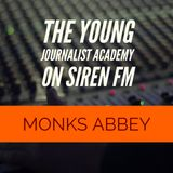The Young Journalist Acadamy on Siren FM 2017: Monks Abbey Team A