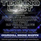 Techno Lust 2015 - DJ Faulk