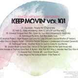 Angel Monroy Presents Keep Movin' 101