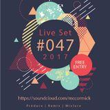 McCormick - Live Set #047