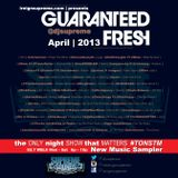 New Music Sampler April 2013