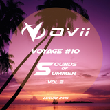 OVii - Voyage #10 - Sounds of Summer Vol 2 (August 2015)