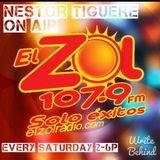 Salsa Vs Bachata & Reggaeton Mix X Elzol1079 con Tu Tiguere