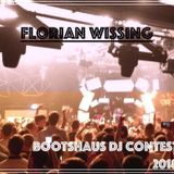 Florian Wissing - Bootshaus Dj Contest Mix