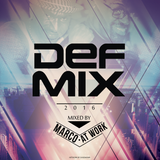 DEF mix 2016 (Mixed by Marco-At-Work)