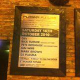 Mark Plasma - Plasma Future @ Joshua Brooks, Manchester -16.10.10