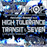 DROP - 3way tag LIVE on DrumTheory 101 hosted by SkypeX streamed on www.EverydayJunglist.com