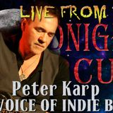 LIve from the Midnight Circus with Featured Artist Peter Karp