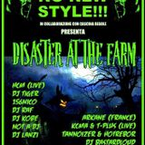 Dj Lanzi - Disaster at the farm promo mix !!NO NEW STYLE!!