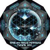 Kundalini Rising - Time and Space 2013 Mini Promo Mix