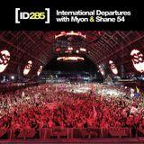 Myon & Shane 54 - International Departures 285