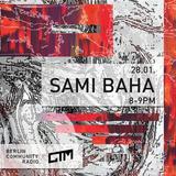 BCR x CTM: Sami Baha