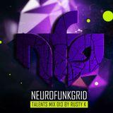NFG Talents Mix 013 [Rusty K]