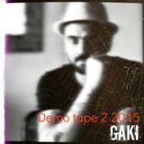 Demo tape 2015 GAKI