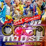 Caporales MIX18 (SAN SIMON VIRGINIA USA - OPEN HOUSE 2016) (if3r17)