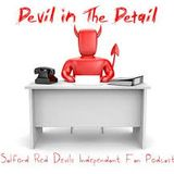 Devil In The Detail, Rob Parkinson Interview