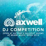 """dj wurx """"Axtone Presents Competition Mix"""