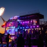 DJ Dan b2b divaDanielle Live at Burning Man