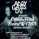 'Commercial House & EDM' (Winter 2016-17) Mix