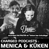 Charged invites Menica & Küken (live @ Bar Bricolage Chinastraat)