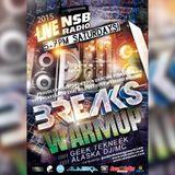 The SATURDAY WarmUp Show with Geek Tekneek & Alaska MC (NSB RADIO 14th NOV 2015)