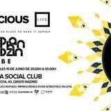 Stephan Bodzin @ Vicious Live, Goya Social Club Madrid - 15.06.2016 [FREE DOWNLOAD]