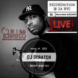 DJ Scratch Live @ RECORDnition 06 @ 2A NYC 3 23 2013