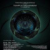 Temple Movement @ Rialto Theatre, Brighton - Inertia Room. 06.04.2018