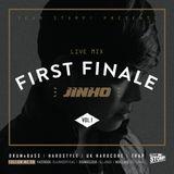 "DJ JINHO - Live Mix Vol.1 ""First Finale"" (DNB,Hard Style,UK Hardcore,Trap)"