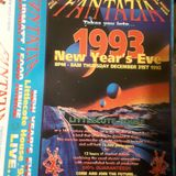 Slipmatt & Food Junkie - Fantazia Takes You Into 1993, 31st December 1992