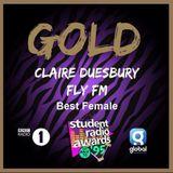 Student Radio Award 2015 - Best Female Entry
